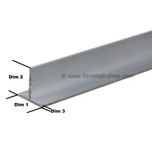 Aluminium Stab T-Profil