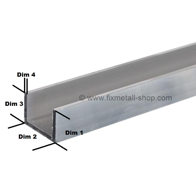 Hervorragend Aluminium ProfileFixmetall RI03